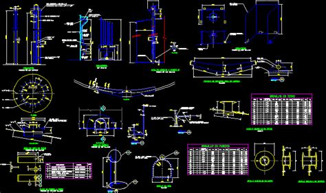 detail tanks oil crude dwg detail  autocad designs cad