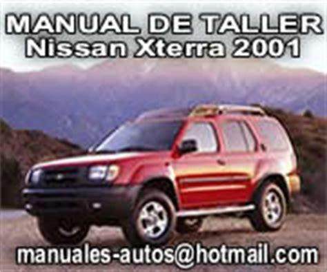 Xterra 2001 Manual De Taller Y Reparacion
