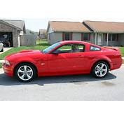 2008 Torch Red GT  The Mustang Source Ford Forums