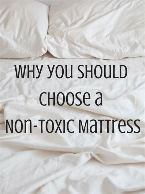 Toxic Free Mattress Why Choose A Non Toxic Mattress My Beets