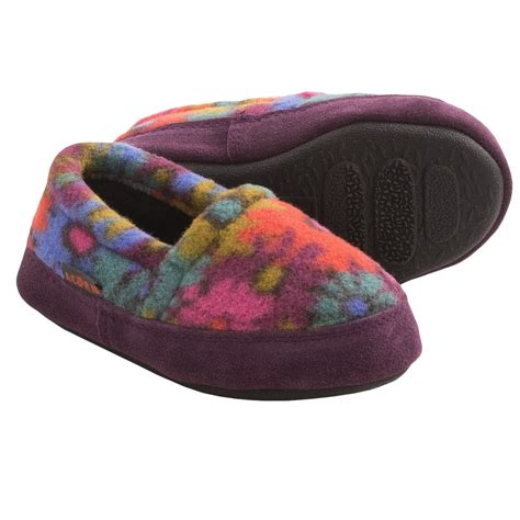 in slippers acorn polar slippers fleece for boys and in