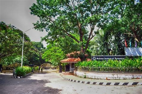Nit Calicut Mba Ranking by Fee Structure Of National Institute Of Technology Calicut
