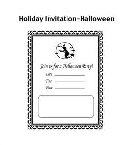 pdf invitation templates sle invitation template 9 free documents