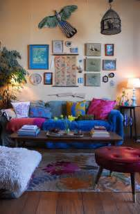 Bohemian Wall Decor by 20 Dreamy Boho Room Decor Ideas