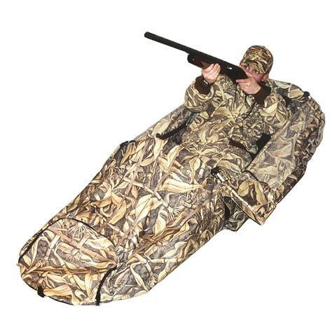 goose hunting layout blind tips otter outdoors 174 x terminator quick cover 114897