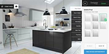 Kitchen Countertop Design Tool Our New Kitchen Design Tool Prize Draw Wren Kitchens