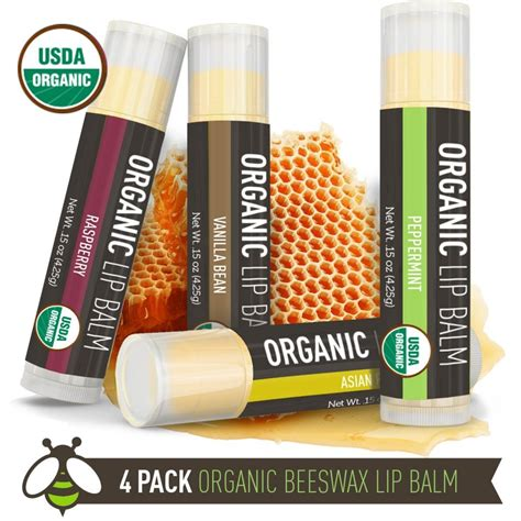 Cool And Organic Lipbalm by Top 10 Best Lip Balms In 2015 Review