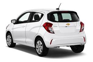 Chevrolet Spark 2017 Chevrolet Spark Reviews And Rating Motor Trend