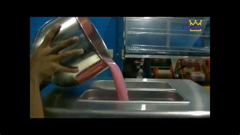 Mesin Es Krim mesin es krim bql cara pembuatan es krim