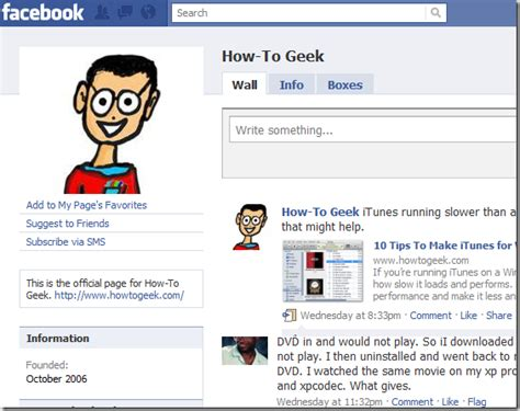 facebook fan page followers 12 awesome must follow facebook fan pages for tech lovers