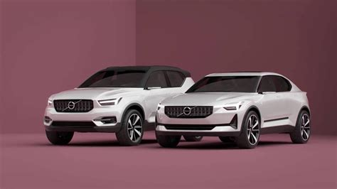 2019 Volvo Electric by Waypoint Volvo To Be Electric Or Hybrid From 2019