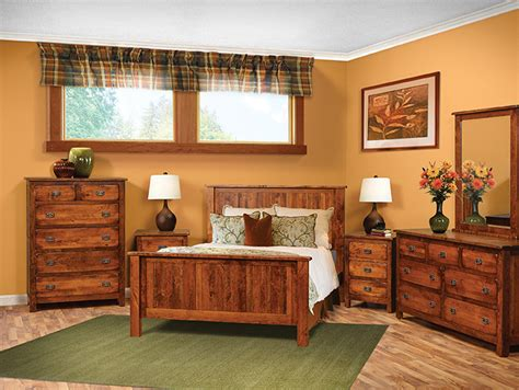 Amish Handmade Furniture - amish furniture corner hutches amish bedroom furniture