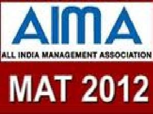 Mba Through Mat by Complete Details About Mat Mba India