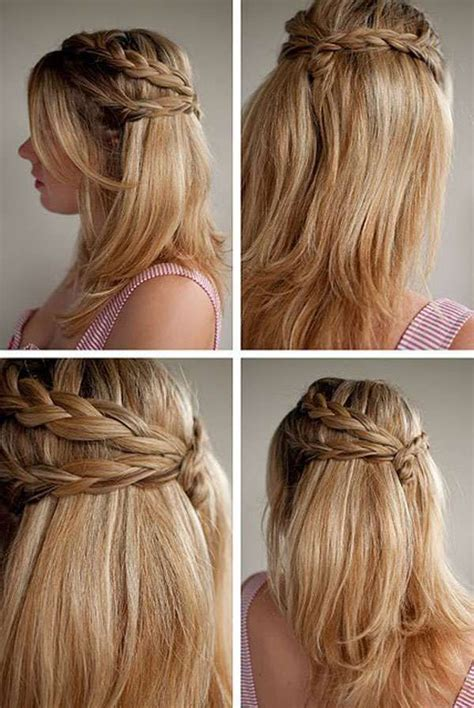 different hairstyles easy and simple different and easy hairstyles of 2014