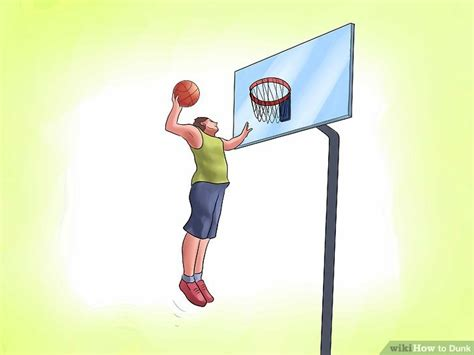 how to get better at dunking 3 easy ways to dunk with pictures wikihow