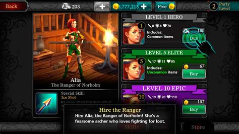 game android versi mod cheat heroes of destiny unlimited gold mod apk terbaru android