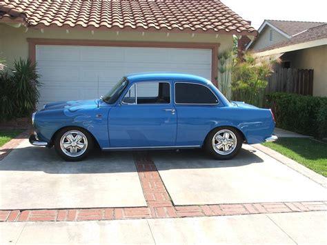 1963 Volkswagen Custom Notchback Coupe 130899