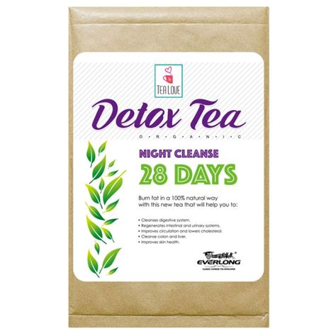 Best All Detox Tea by Best Organic Herbal Cleanse Tea