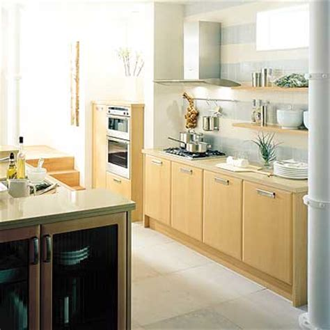 easy kitchen ideas simple kitchen layout design with unique taste