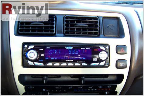 1994 Toyota Dash Dash Kit Decal Auto Interior Trim For Toyota Corolla 1994