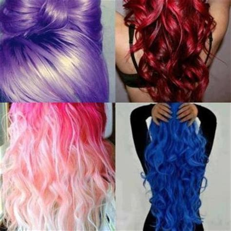 cute color hairstyles tumblr 24 best images about i love coloured hair on pinterest