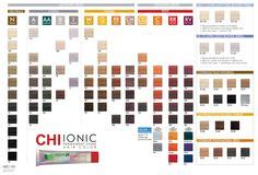 j beverly hills hair color chart chi ionic permanent hair color shade chart