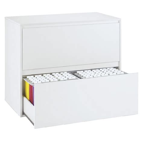 white lateral file cabinet white lateral filing cabinet fairview 2 drawer lateral