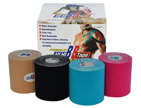 Taping Skrup 4 X 1 B kinesiology bb 7 5 cm from 8 50 leonidov 174 taping