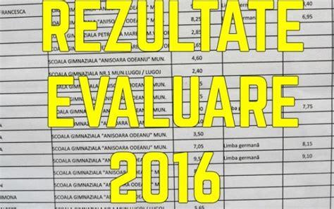 edu ro rezultate evaluare nationala 2018 rezultate finale evaluare nationala 2016 edu ro