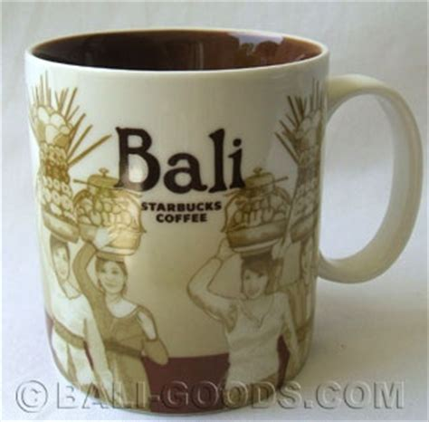 Coffee Starbucks Jakarta starbucks coffee s mug bali indonesia limited edition