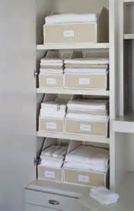 o is for organize linen closet storage ideas