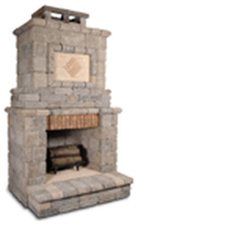 general shale fireplace kit outdoor fireplace kits for the area visions