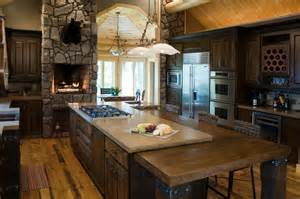 rustic kitchen designs 25 ideas to checkout before designing a rustic kitchen