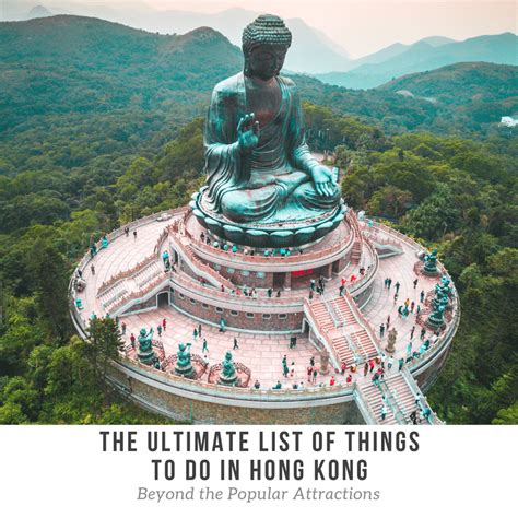 The Something At The Hong Kong by The Ultimate List Of Things To Do In Hong Kong Beyond
