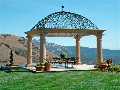 gazebo chiusi amazing landscapes hgtv