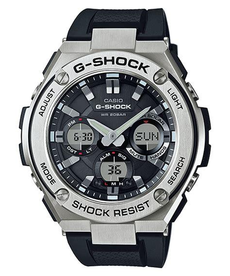 G Shock Gst S110 g shock g steel gst s100 and gst s110 all models