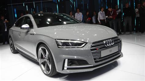 nardo grey s5 audi s5 sportback and coupe with several improvements