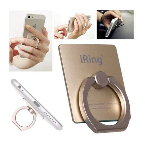 Iring Ring Holder Holder I Ring Cincin Hp Universal iring mobile phone ring stent universal smartphone mount and holder