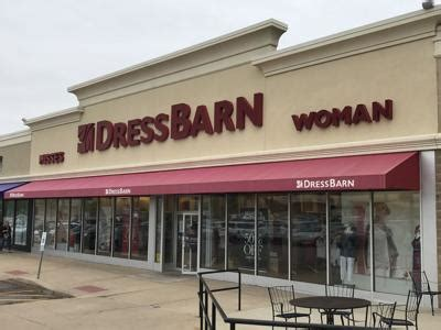 normal to work with shoppes owner to replace dressbarn
