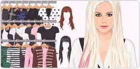 Avril Lavigne Plays Dress Up by Avril Lavigne Stardoll