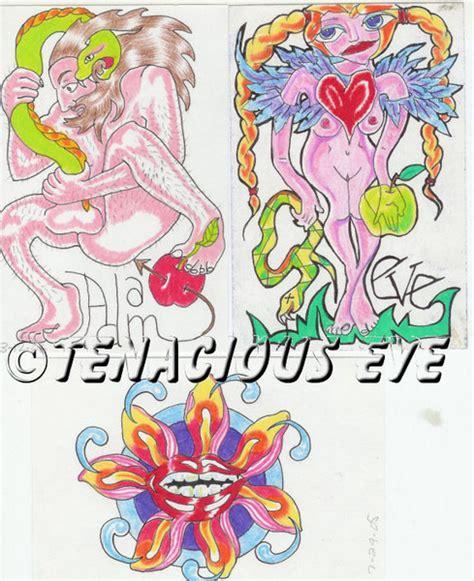 lomond tattoo paper tenacious eye tattooing flash
