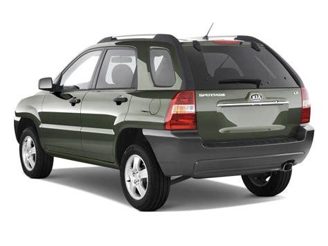 Kia Sportage 2008 image 2008 kia sportage 2wd 4 door i4 auto lx angular