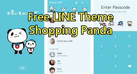 list theme line free list line theme shopping panda for android ios