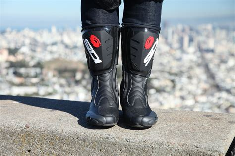 women s touring motorcycle boots sidi fusion lei women s motorcycle boot review by gearchic