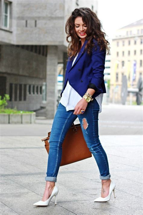 trendy blazer ideas for fall 2014 pretty designs