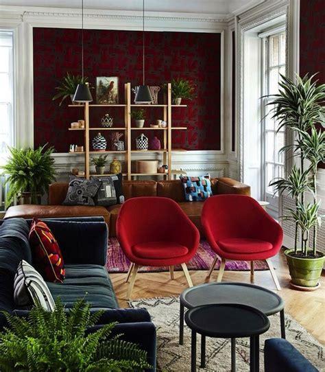 home decor trends 2015 pinterest 15 salas vermelhas trazem dicas para usar a cor na