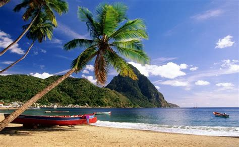 St Lucia Hd Wallpaper