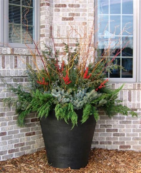 Flower Arrangements For Outside Planters by Outdoor Arrangements