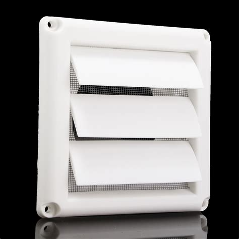 Grille Vent Cover by Plastic Air Vent Grille Cover 3 Gravity Flaps Wall