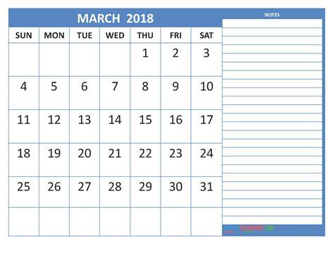 get printable area c get printable calendar march 2018 calendar printable